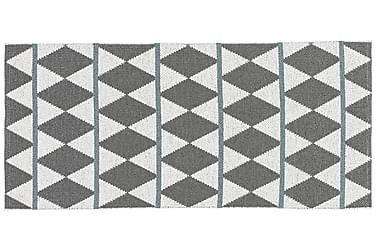 Zigge Plastmatta 150x250 Vändbar PVC Grå