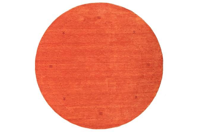 Stor Matta Loribaf Ø202 - Orange - Heminredning - Mattor - Runda mattor