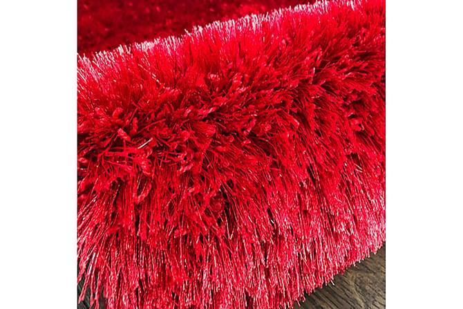 Salca Matta 140x190 - Röd - Heminredning - Mattor - Ryamatta