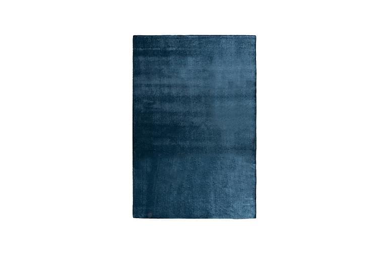 Satine Matta 80x150 cm Blå - VM Carpets - Heminredning - Mattor - Ryamatta
