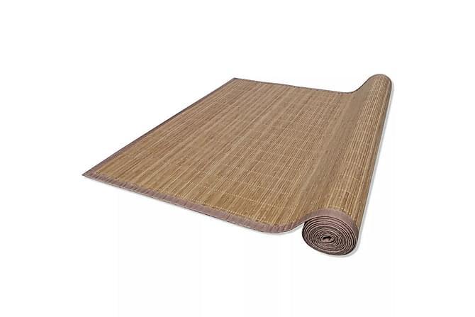 Yamana Bambumatta 160x230 - Brun - Heminredning - Mattor - Små mattor