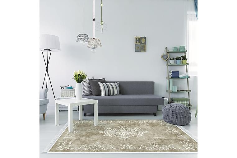 Alanur Home Matta 80x120 cm - Beige - Heminredning - Mattor - Små mattor