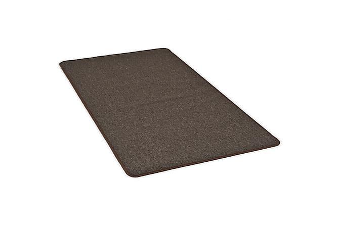 Cadigan Tuftad Matta 80x150 - Brun - Heminredning - Mattor - Små mattor