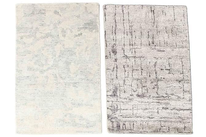 Matta Himalaya 60x90 - Beige|Grå|Vit - Heminredning - Mattor - Små mattor
