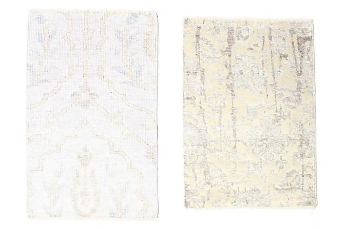 Matta Himalaya 60x90 - Beige|Vit - Heminredning - Mattor - Små mattor