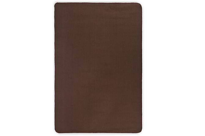 Susila Jutematta 80x160 - Mörkbrun - Heminredning - Mattor - Små mattor