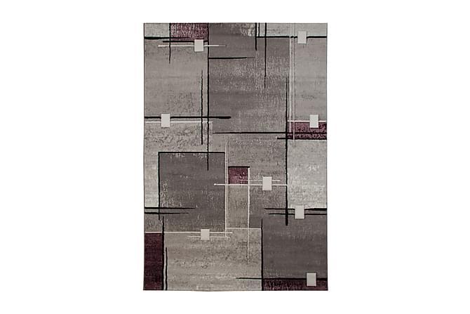 Hodges Matta 133x190 Modern - Lila - Heminredning - Mattor - Stora mattor