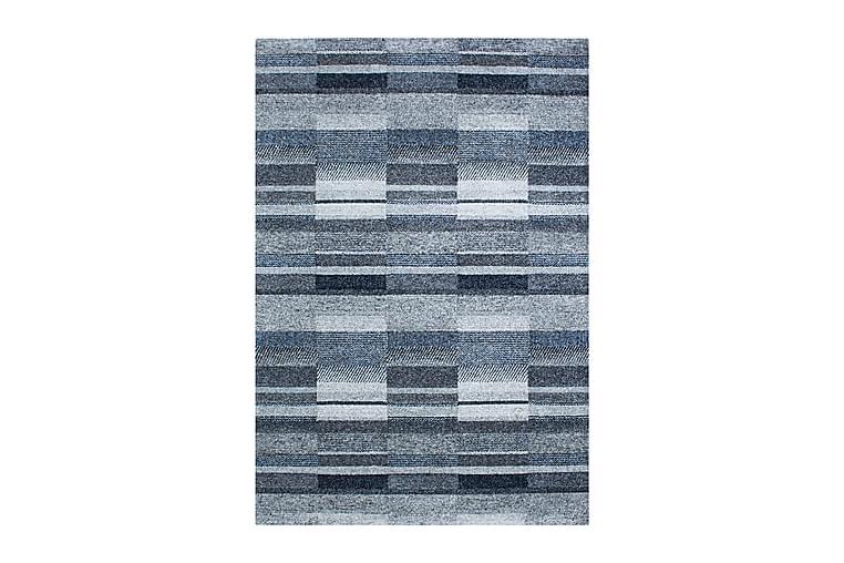 Indie Vintage Matta 160x230 - Blå - Heminredning - Mattor - Stora mattor