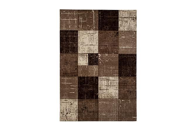 London Square Friezematta 160x230 - Nougat - Heminredning - Mattor - Stora mattor