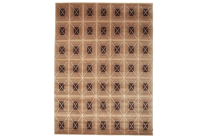 Stor Matta Himalaya 273x368 - Beige Brun - Heminredning - Mattor - Stora mattor