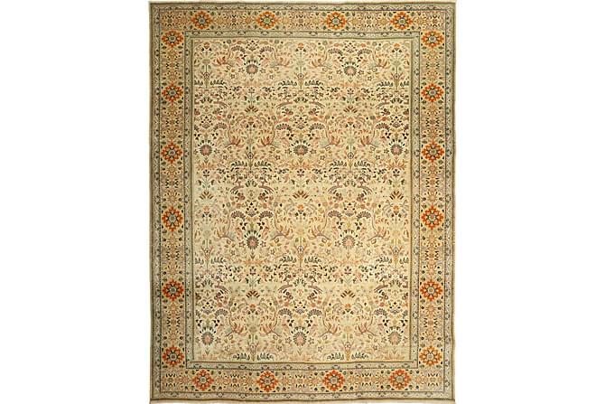 Stor Matta Tabriz 295x390 - Flerfärgad - Heminredning - Mattor - Stora mattor