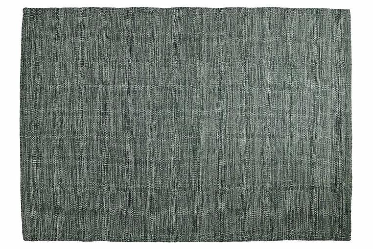 Fidone Ullmatta Handvävd 160x160 - Olivgrön - Heminredning - Mattor - Ullmatta