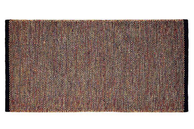 Rionne Ullmatta Handvävd 80x250 - Flerfärgad - Heminredning - Mattor - Ullmatta