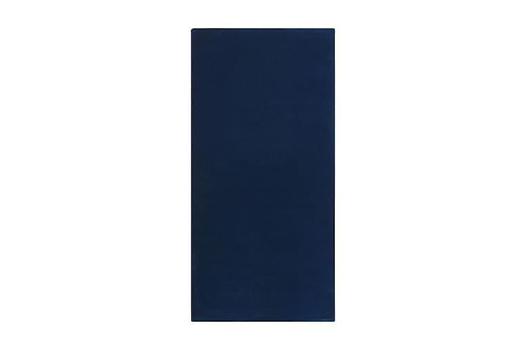 Brinckman Viskosmatta 80x150 cm - Marinblå - Heminredning - Mattor - Viskosmattor & konstsilkesmattor
