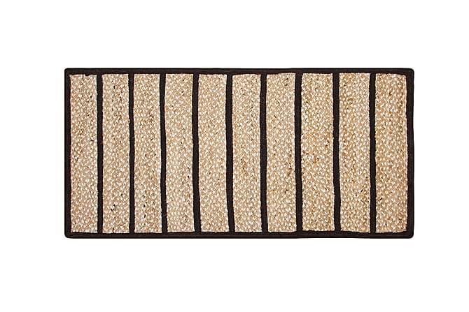 Doud Matta 80x150 cm - Svart - Heminredning - Mattor