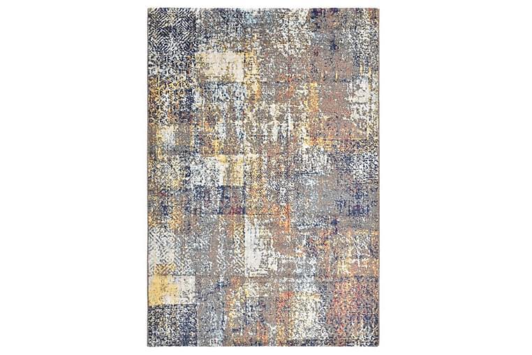 Matta flerfärgad 160x230 cm PP - Flerfärgad - Heminredning - Mattor
