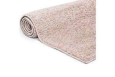 Shaggy-matta 80x150 cm gammelrosa