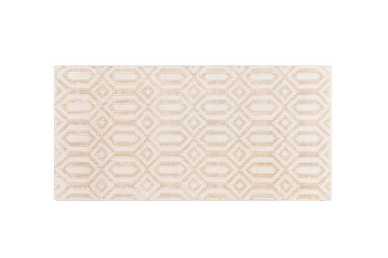 Zelline Matta 80x150 cm - Beige - Heminredning - Mattor