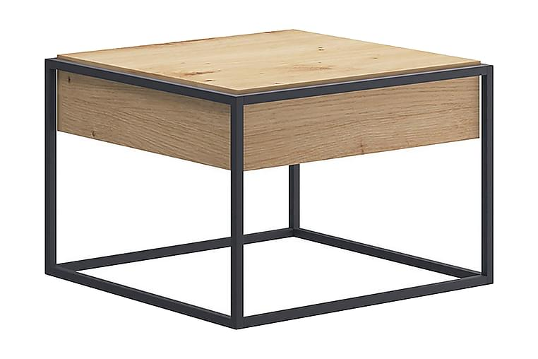 Enjoy Sidobord 60x60 cm - Ek - Heminredning - Småmöbler - Brickbord & småbord