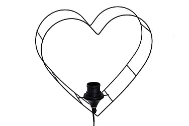 Hjärta Bordslampa