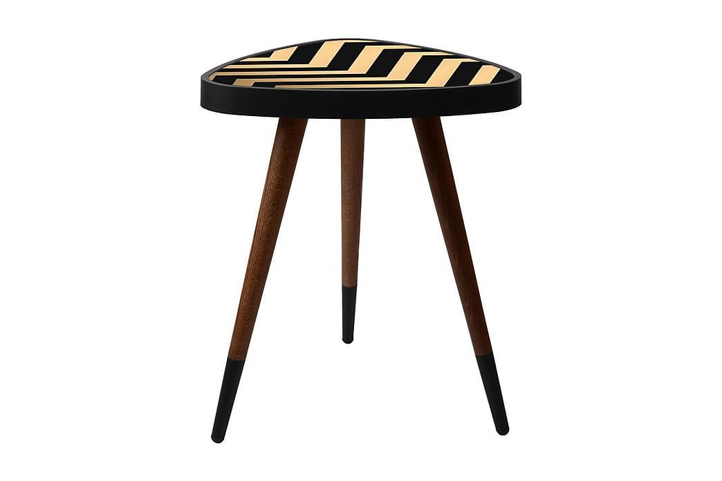 Nabben Sidobord 45 cm - Flerfärgad - Heminredning - Småmöbler - Brickbord & småbord
