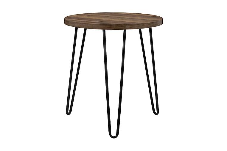 Owen Sidobord 50 cm Trä - Dorel Home - Heminredning - Småmöbler - Brickbord & småbord