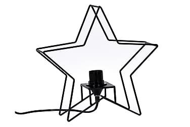 Stjärna Bordslampa