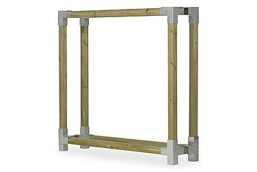 Cubic rumsdelare för ved - D: 50 cm H: 188 cm B: 206 cm - tr