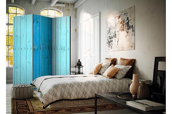 Rumsavdelare The Blue Boards 135x172 - Finns i flera storlekar - Heminredning - Småmöbler - Rumsavdelare