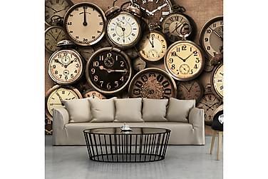 Fototapet Old Clocks 200x140