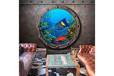 Fototapet Submarine Window 150x105