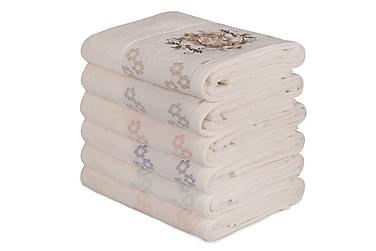 Şaheser Handduk 50x90 cm 6-pack