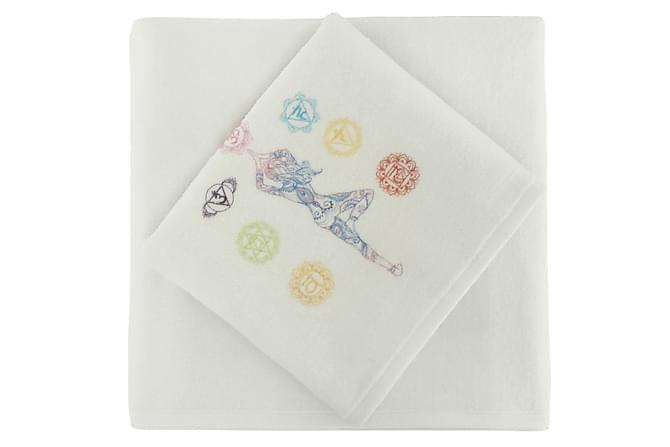 Şaheser Handduk Set om 2 - Multi - Heminredning - Textilier - Badrumstextilier