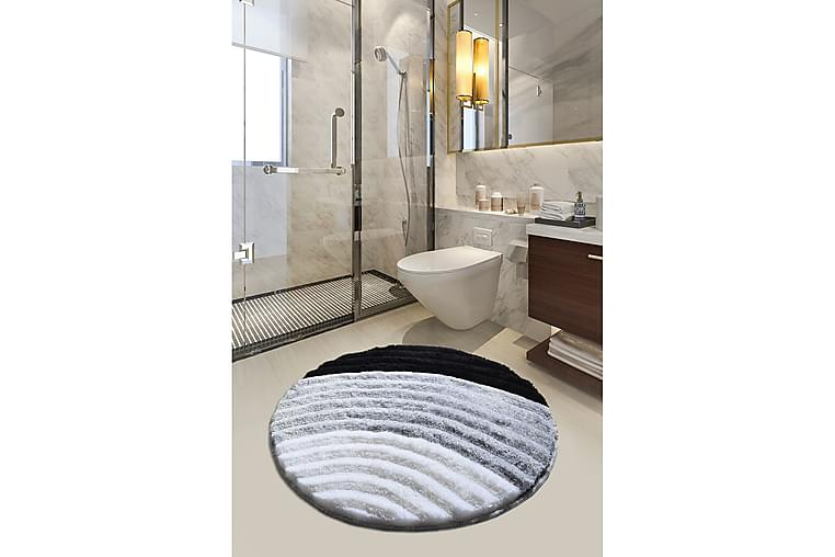 Chilai Home Badmatta 90 Rund - Multi - Heminredning - Textilier - Textilier badrum