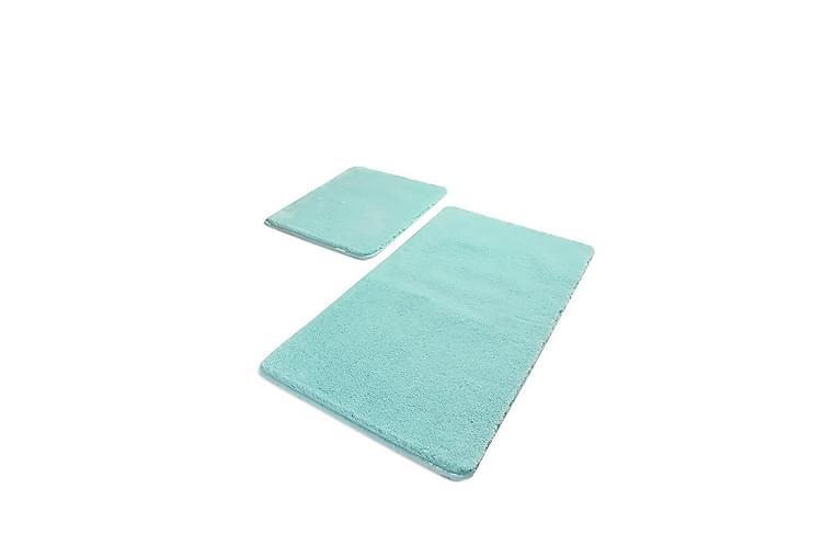 Chilai Home Badmatta Set om 2 - Multi - Heminredning - Textilier - Textilier badrum