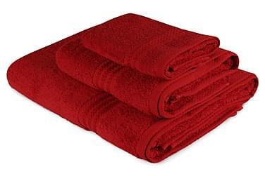 Hobby Handduk Set om 3