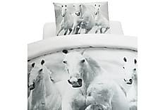 Digi Horses Bäddset 2-dels 150x210 cm