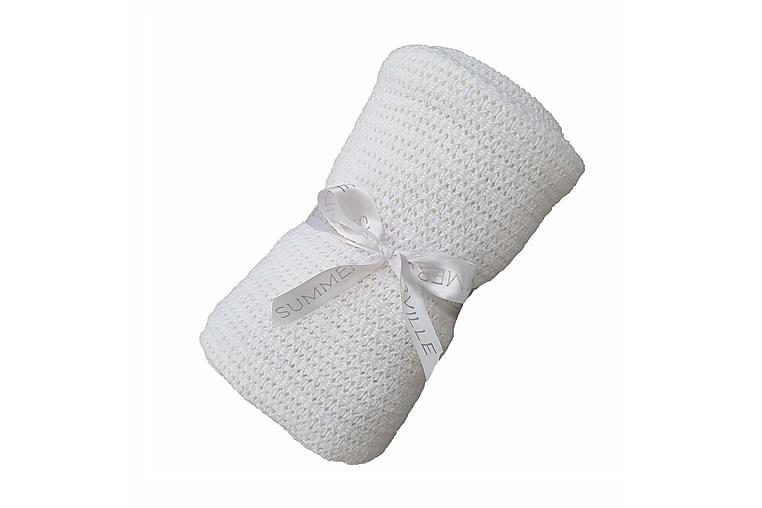 Gallerfilt vit eko - Summerville Organic - Heminredning - Textilier - Barntextilier