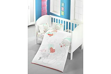 Victoria Bäddset Baby 4-dels Ranforce