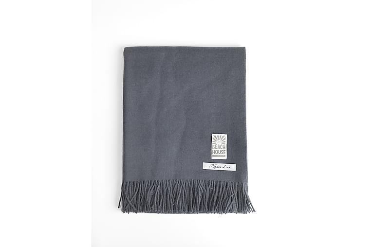 Beach House Filt Smoothie Grå - Heminredning - Textilier - Filtar & plädar