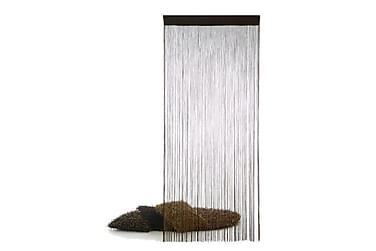 Etol Metallic Fransgardin 45x250 cm 2-pack