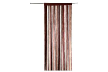 Etol Metallic Fransgardin 45x250 cm 2-pack