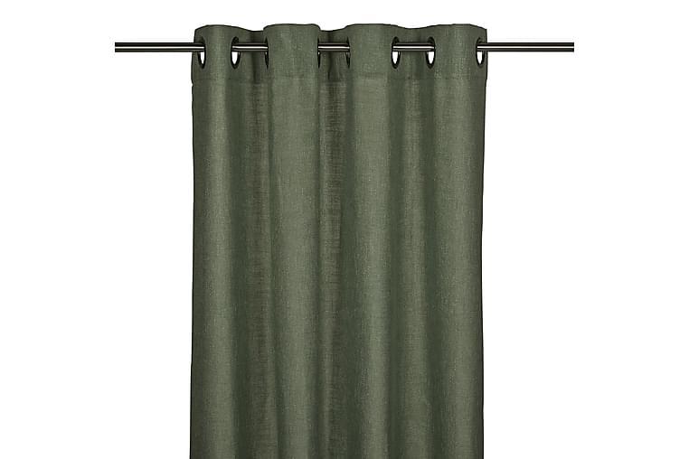 Inviken Öljettlängd 2-pack 240 cm - Cactus - Heminredning - Textilier - Gardiner