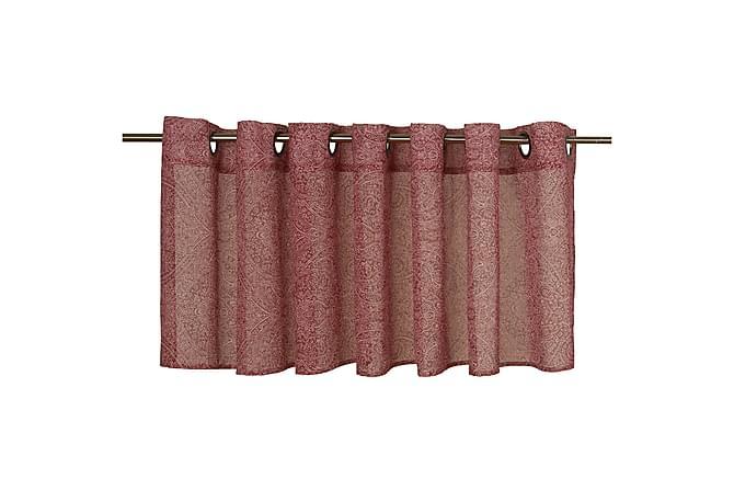 Lanigan Gardinkappa 55x250 cm - Röd - Heminredning - Textilier - Gardiner