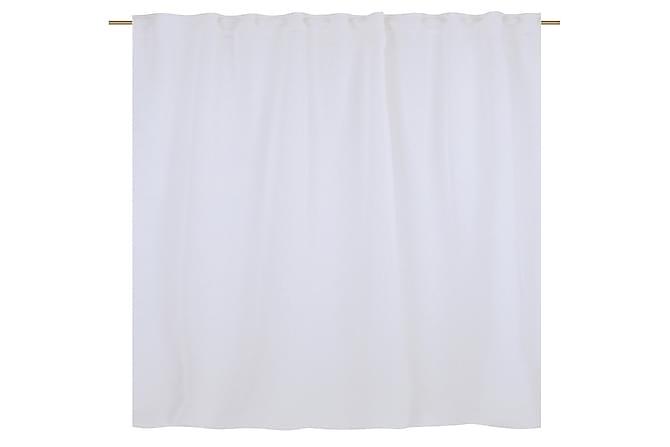 Molly Gardin 135x240 cm - Vit - Heminredning - Textilier - Gardiner