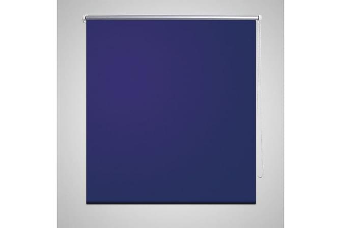 Ortrun Mörkläggande Rullgardin 100x230 cm - Marinblå - Heminredning - Textilier - Persienner