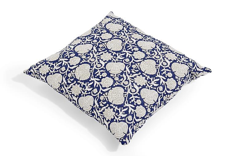 Fritab Vintage Blue Kuddfodral 60x60 cm