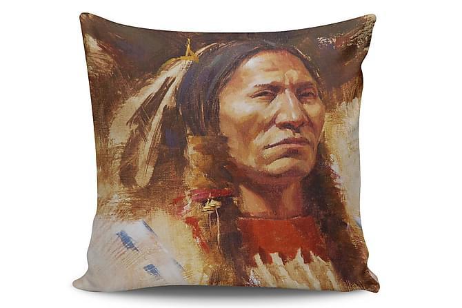 Kissy Kuddfodral 45x45 cm - Multi - Heminredning - Textilier - Kuddfodral