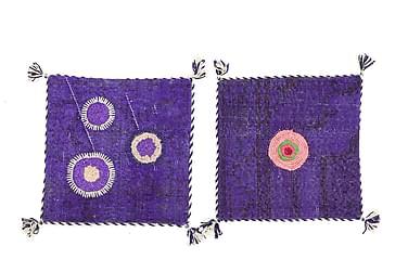 Orientaliskt Kuddfodral Relief 2-pack 50x50