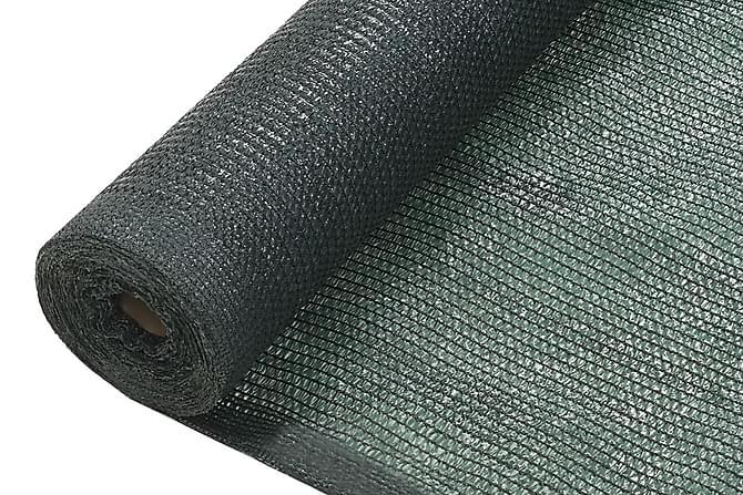 Insynsskyddsnät HDPE grön 1,5x50 m - Grön - Utemöbler - Solskydd - Skärmskydd & vindskydd